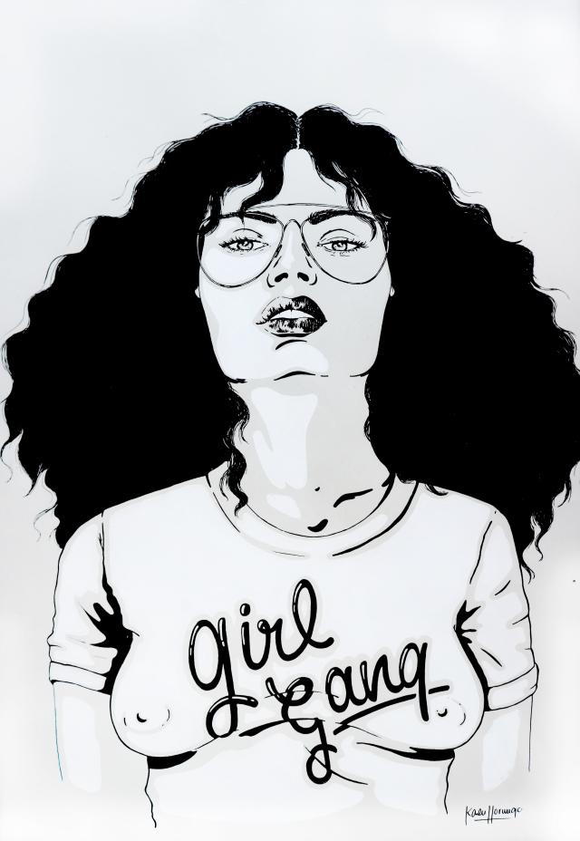 girlgangsolo
